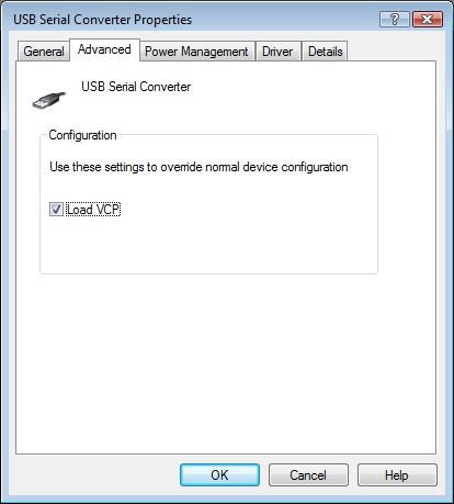 USB-RS232 Serial Converter Driver Download - TRi PLC